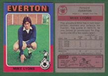 Everton Mike Lyons 137